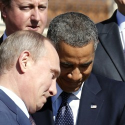 Obama shadowboxes with Putin at G20 summit