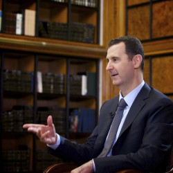 Syria discloses locations of dozens of chemical weapons sites