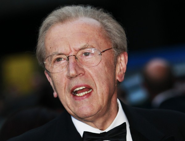 David Frost arrives for the GQ Men of the Year 2010 Awards at the Royal Opera House in London in this September 7, 2010 file photo. British journalist Frost, best-known for interviewing former U.S president Richard Nixon, died of a heart attack August 31, 2013 at the age of 74, the BBC reported September 1.