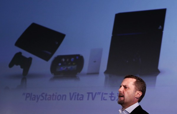 ony Computer Entertainment Inc. President and Group CEO Andrew House speaks during his keynote speech at Tokyo Game Show in Chiba, east of Tokyo September 19, 2013. Sony Corp expects its PlayStation 4 game console to become profitable in much less time than the four years it took the PS3, the head of Sony's game unit said on Thursday.Andrew House told Reuters in an interview that the price of the PS4 is attractive and that he expects this to drive sales.