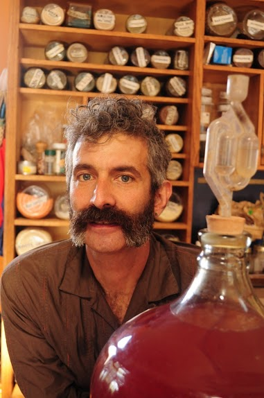 Fermentation revivalist Sandor Katz is the key note speaker at Common Ground Fair in Unity Friday.