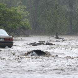 Fifth fatality feared in Colorado floods, scores missing