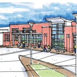 First phase of $47 million South Portland High School expansion set to open