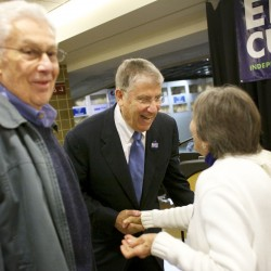 Eliot Cutler lays out priorities in campaign book, says Dems, GOP have failed Maine for decade