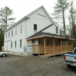 When town meeting can't be held in town: Montville buildings' poor condition troubles residents