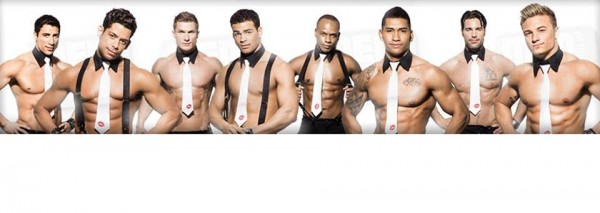 The all-male revue Men of the Strip come to Portland in December.