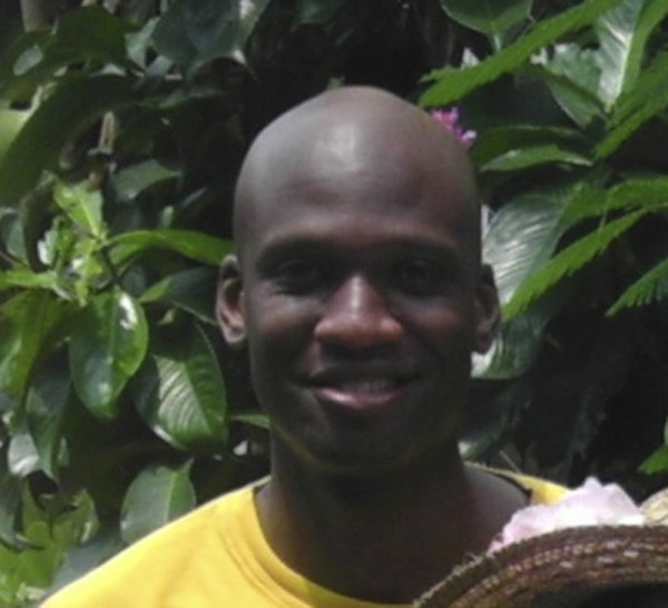 Aaron Alexis, who the FBI believe to be responsible for the September 16, 2013 shootings at the Washington Navy Yard in Washington, D.C., is shown in this undated handout photograph provided by Kristi Suthamtewakul, wife of &quotHappy Bowl&quot Thai restaurant owner Nutpisit Suthamtewakul, who was best friends with Aaron Alexis when he lived in White Settlement, Texas.