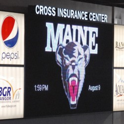 UMaine pursues playing home basketball games at new Cross Insurance Center in Bangor
