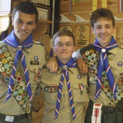 Glenburn youth achieves Eagle Scout
