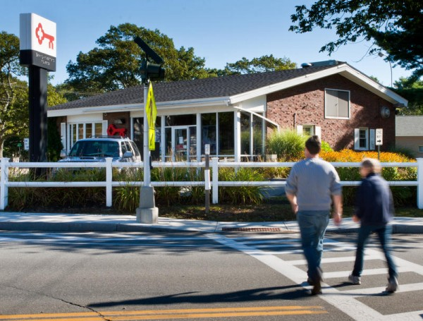 The KeyBank branch at the center of Cape Elizabeth will close in December due to consolidation. The bank's four employees will be transferred to other branches. Cape Elizabeth has no other banks.