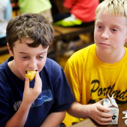 Participation in Portland schools' summer meals program doubles