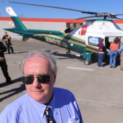 Waldo General to use new helicopter pad
