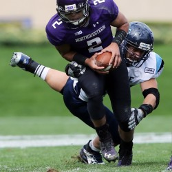 No. 10 UMaine football team rallies late to overcome stingy Stony Brook