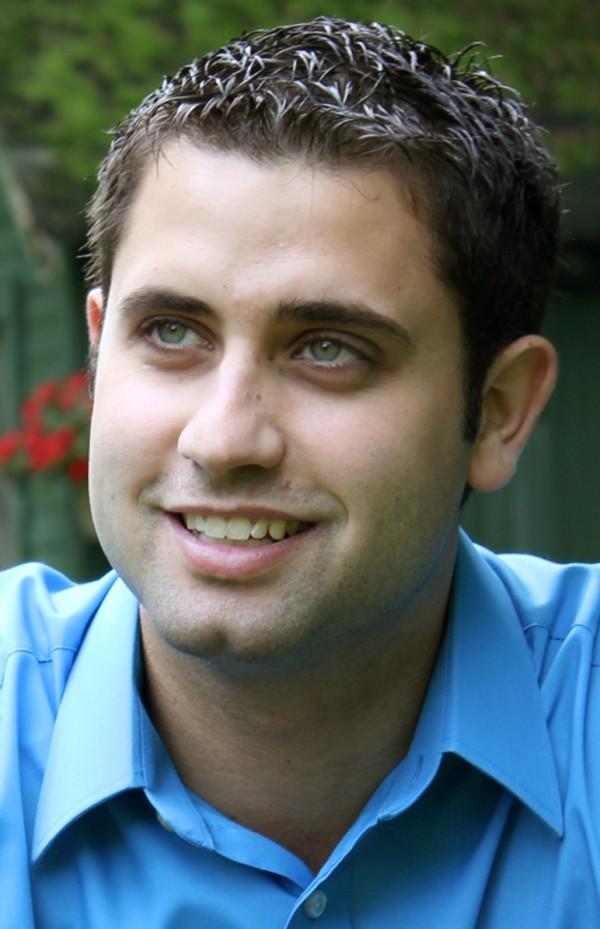 State Rep. Joshua Plante, D-Berwick
