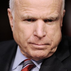 Has McCain read Pravda lately?
