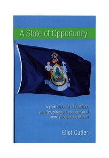 Cutler's new campaign book, &quotA State of Opportunity&quot