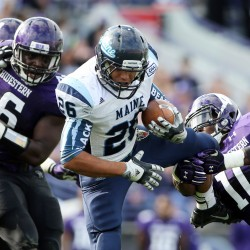 UMaine football team faces monumental test at No. 16 Northwestern