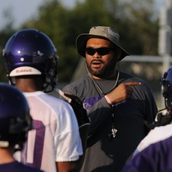 Lawrence football team adapts to youthful roster, new class alignment