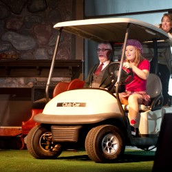 Former Orono native to direct Penobscot Theatre's hilarious season opener, 'The Fox on the Fairway'