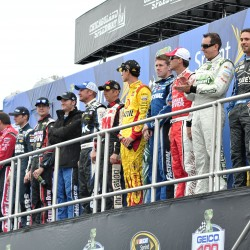 Caution-free races aren't thrilling NASCAR fans