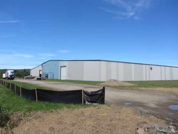 The Rockland City Council will consider a tax increment financing plan Monday night that could spur the expansion of this warehouse on upper Park Street.