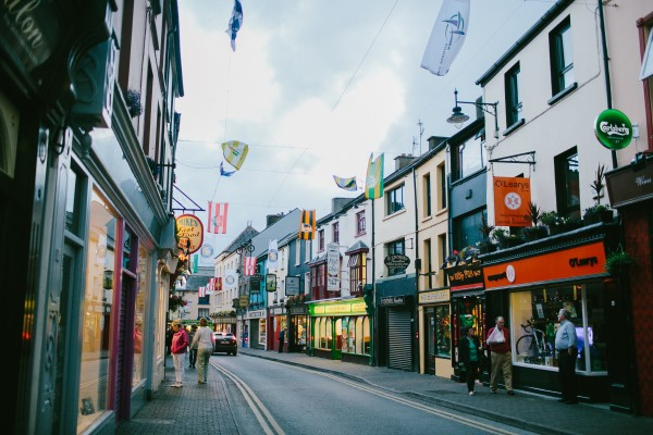 Portland photographer Emily Delamater captured the color and after-hours glow in Killarney, Ireland, during her trip there in July. Ireland tourism officials sought to use many of the images from her trip in their promotional materials.