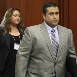 George Zimmerman's wife says she has 'doubts' about his innocence