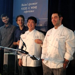 Young chefs battle for culinary supremacy at Southern Maine Community College