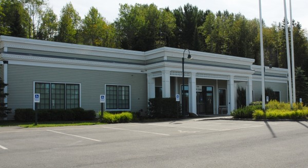 The old MBNA building in Fort Kent is the newest home for an Ameridial health care services call center, bringing 90 full time jobs to Fort Kent.