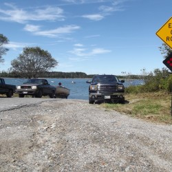 2 women, one pregnant, dead after car drives off boat ramp