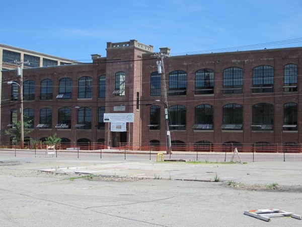 Before the Sanford Mill's grand opening on Sept. 9, 2013, Northland Enterprises had already leased half of the 22,000 square feet of commercial space and 32 of its 36 apartments.