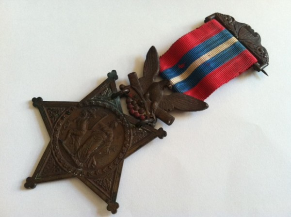 This original Medal of Honor awarded to Civil War general and Maine native Joshua Chamberlain was donated to the Brunswick-based Pejepscot Historical Society, according to a Monday announcement by the organization. The society stated that the artifact's donor wishes to remain anonymous.