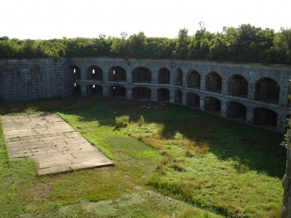 Greater Portland Landmarks has released its 2013 Places in Peril list, including Fort Gorges, built 1858-1864 on Hog Island in Casco Bay.