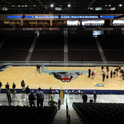 UMaine basketball teams to play most games at Cross Insurance Center