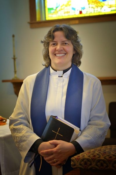 The Rev. Laura Peckham