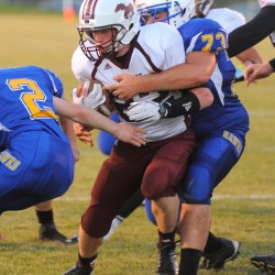 Foxcroft rallies past Belfast for homecoming football victory