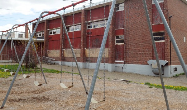Under a proposed development plan, the State Street School building in Brewer will be torn down to make way for an affordable housing project.