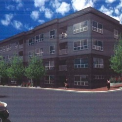 Portland approves $18M condo, retail development for former Jordan's Meats factory lot