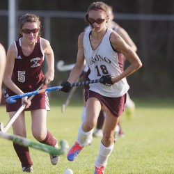 Rawson's goal in OT lifts unbeaten Old Town field hockey team past Orono