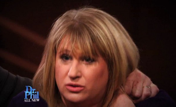 Kristine Wiley, mother of Nichole Cable, who was killed in May, speaks during an episode of &quotDr. Phil,&quot which was aired on Thursday evening.