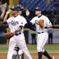 Rays place Longoria on 15-day DL