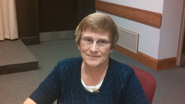Sue Sorg, candidate for Bangor School Committee.