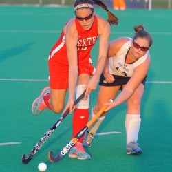 Dexter field hockey continues to flourish under a new Veazie at the helm