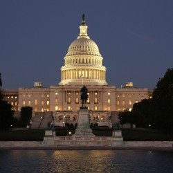 U.S. government shuts down as healthcare deadlock persists