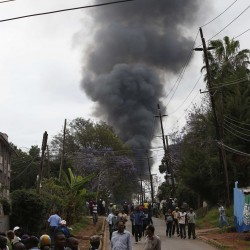 39 dead in bloody terror assault on Kenya shopping mall; Americans among those trapped