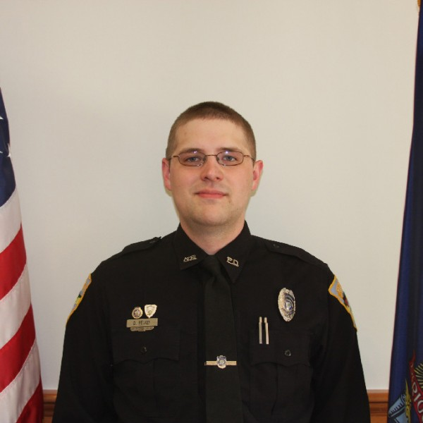 Officer Daniel Pelkey