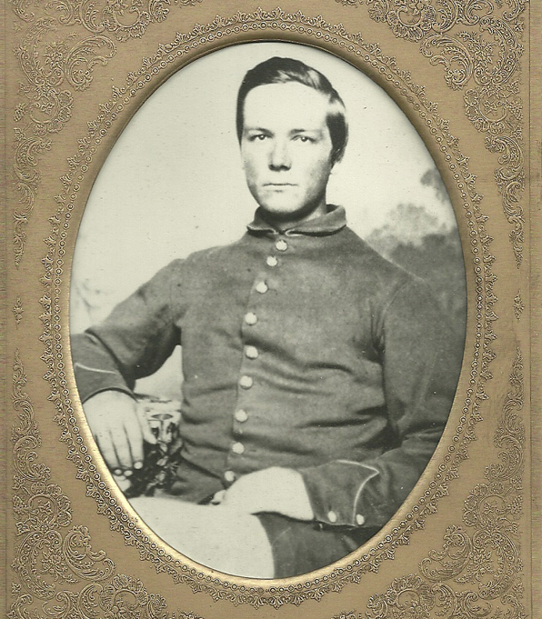 Adelbert Knight of Lincolnville joined the 11th United States Infantry Regiment during the Civil War. He kept two diaries that are still in existence.