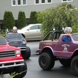Anah Temple Shriners 4 x 4 trucks will have demonstration at Open House