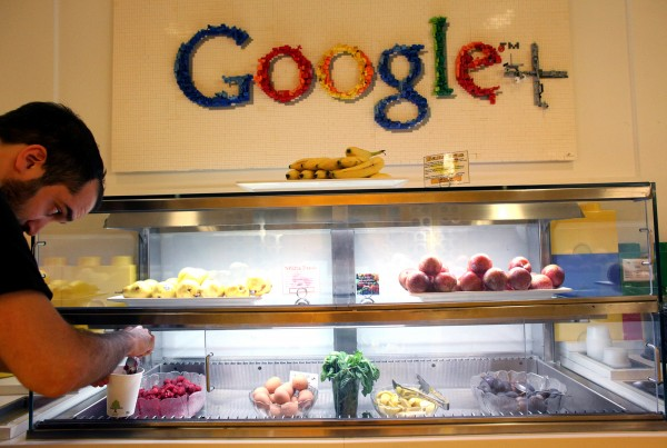 Google has experimented with putting fruit within easy reach of its employees, and keeping junk food hidden, at its Manhattan offices.
