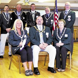 Maine Elks elect new officers, present awards